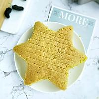 #金龙鱼精英100%烘焙大赛颖涵战队#菠菜海绵蛋糕的做法图解10