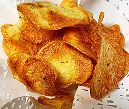 家庭版自制薯片的做法