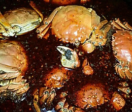 私房秘制辣卤大闸蟹的做法