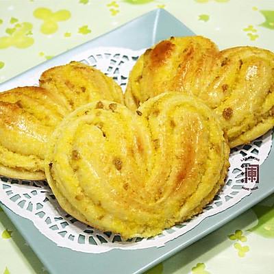 爱心椰蓉面包(附基础甜面包面团制作)