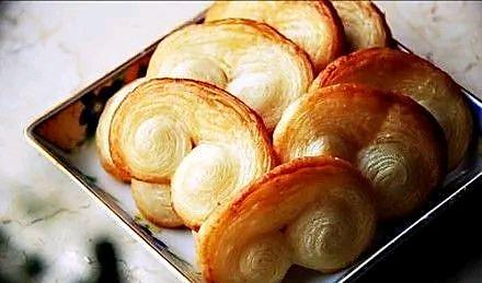 谁说吃蝴蝶酥一定要去上海国际饭店?自己做的照样香酥
