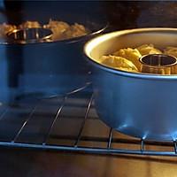 超松软的杏仁片牛奶面包#松下烘焙魔法世界#的做法图解9