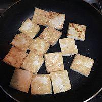 快手美味煎豆腐的做法图解1