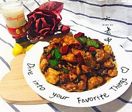 白饭杀手-湘味小炒辣子鸡丁#宴客拿手菜#的做法