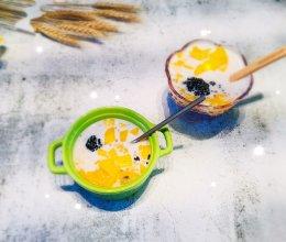 #多力金牌大厨带回家-上海站#芒果黑米甜甜的做法