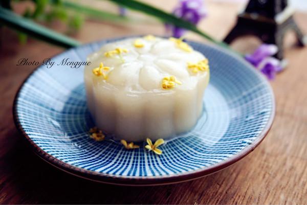 桂花糯米糕