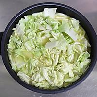 金汤肥牛白菜的做法图解3