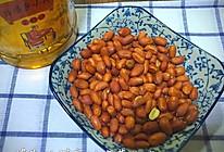 烤箱版健康油炸花生米#金龙鱼外婆香小榨菜籽油#的做法