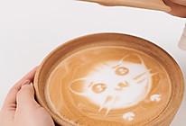 猫咪咖啡|超可爱的咖啡雕花的做法