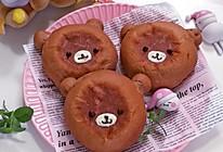 泰迪熊日式豆沙包的做法