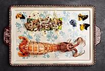 【鹦鹉厨房】白兰地汁红胡椒富贵虾的做法