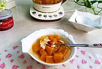 南瓜百合汤的做法