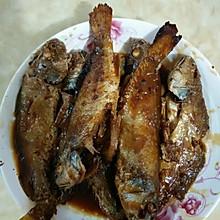 香煎小黄梅鱼