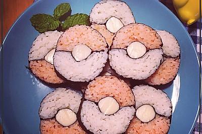 寶貝球壽司