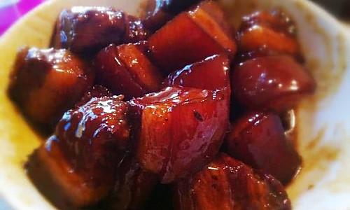 红烧肉(健康无酱油版)的做法