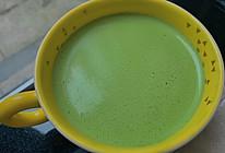 抹茶拿铁(防弹抹茶) 生酮热饮的做法