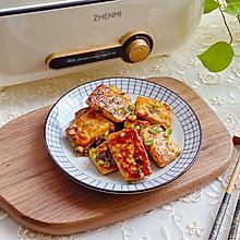 #吃货恒行 开挂双11#香煎豆腐块