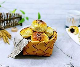#馅儿料美食,哪种最好吃#豆沙小餐包的做法