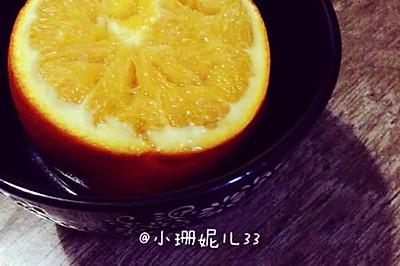 盐蒸橙子—止咳化痰超有效!