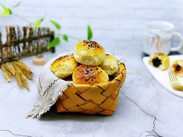 #馅儿料美食,哪种最好吃#豆沙小餐包
