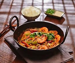 干锅虾|日食记的做法