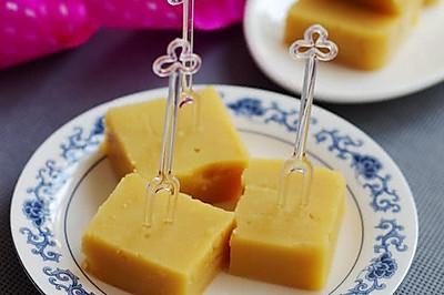简易版老北京豌豆黄