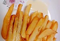 自制肯德基版薯条的做法