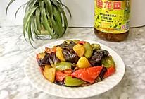 地三鲜#金龙鱼营养强化维生素A 新派菜油#的做法
