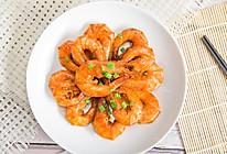 油焖大虾,鲜美无比的秋季下饭菜 #肉食者联盟#的做法