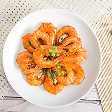 油焖大虾,鲜美无比的秋季下饭菜 #肉食者联盟#