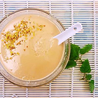 保健养生之--驱寒暖宫治痛经的红糖姜撞奶