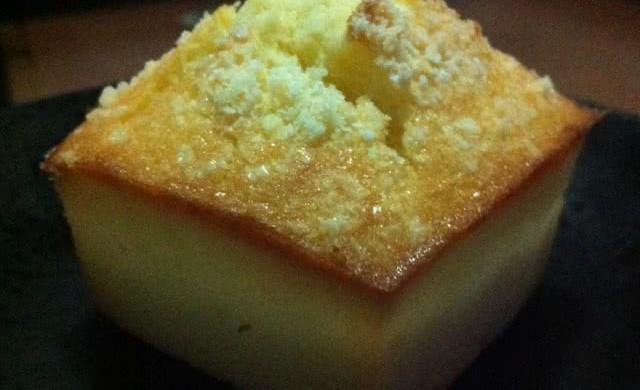 玛芬蛋糕(椰丝)