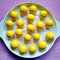 大年初一第一碗团圆、甜蜜、多彩——黑芝麻花生汤圆的做法图解11