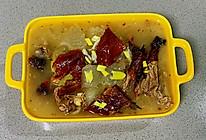 【孕妇食谱】冬瓜鸭架汤,汤汁鲜美,营养丰富又大补~的做法