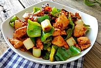 川味宫爆鸡丁#金龙鱼外婆乡小榨菜籽油 最强家乡菜#的做法
