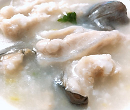 潮汕麻鱼(鳗鱼)板筋粥的做法