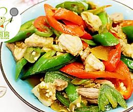 农家小炒肉,5分钟快手菜--威厨艺的做法