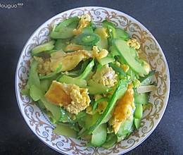 微辣版鸡蛋黄瓜片的做法