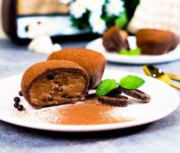 巧克力大福的做法