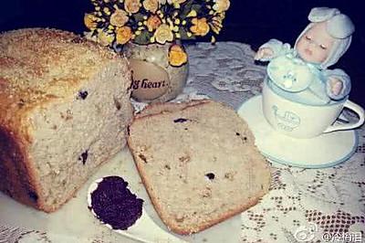 咖啡酒全麦吐司(面包机款)