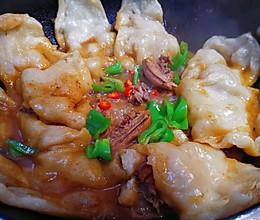 地锅鸡贴饼子的做法