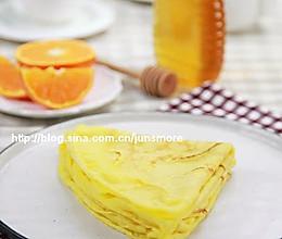 鸡蛋软饼的做法