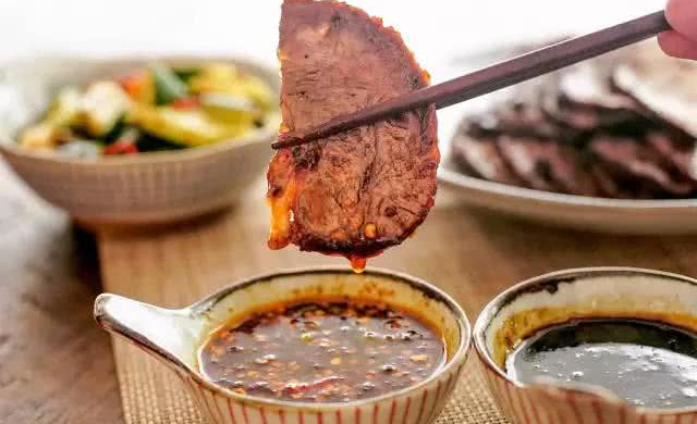 日食记|酱牛肉