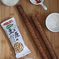 #再见渣难#九阳破壁豆浆机之美容养颜美龄粥的做法图解1