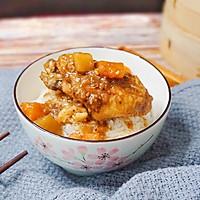 电饭锅鸡翅#父亲节,给老爸做道菜#的做法图解8