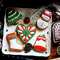 圣诞异形小蛋糕
