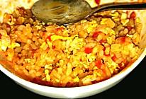 黑暗料理之番茄蛋炒饭的做法
