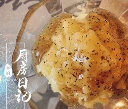 #餐桌上的春日限定#家庭版KFC土豆泥的做法