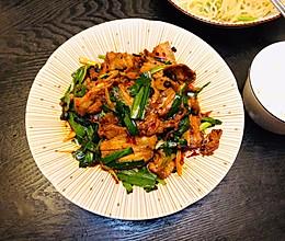 川菜之魂:回锅肉的做法
