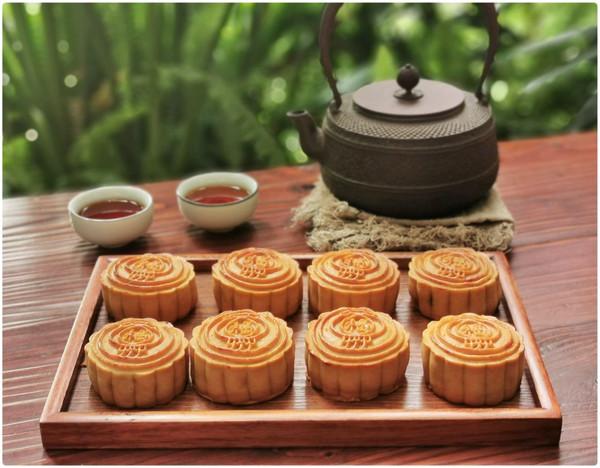 广式五仁月饼的做法